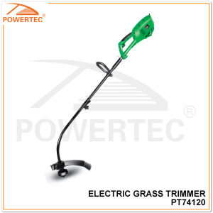 Powertec 800/1000W 300/320mm Electric Tools to Cut Grass (PT74120) pictures & photos
