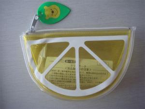 Clear Various Colorful Zipper PVC Plastic Bags (FLC-9102) pictures & photos