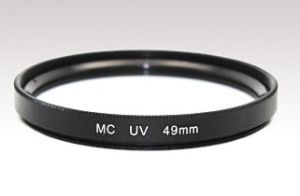 Camera Filter/ Digital Filters/ Mc UV Filter for Canon Nikon Sony Olympus Panasonic Pentax Minolta (MP-01132)