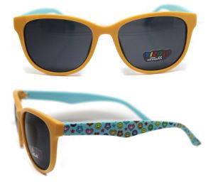 CE, FDA Certificate Plastic Kids Sunglasses (XZ032) pictures & photos