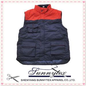Men Vest Interactive Bodywarmer Waistcoat pictures & photos