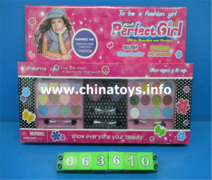 Newst Design for Gril DIY Plastic Beauty Set Toys (063607) pictures & photos