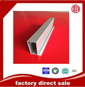 Aluminium Silver Anodized Profile for Window-Doors-Powder-Coating-Anodizing pictures & photos