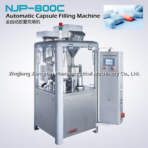 Automatic Capsule Filling Machine (NJP-800C) pictures & photos