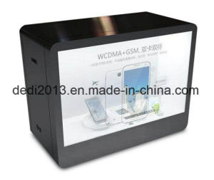 65inch Transparent LCD Display Advertising Machine pictures & photos