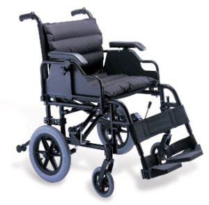 Aluminum Transport Wheelchair (SK-AW218) pictures & photos