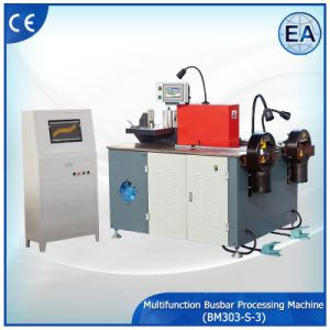 Multifunction Busbar Processing Machine Bm303-S-3 pictures & photos