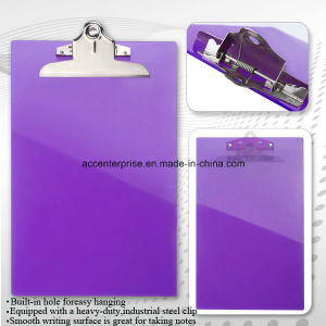 FC Designer Clipboards Sturdy Spring Clip pictures & photos