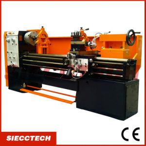 Siecc Horizontal Mini Heavy High Speed Lathe Machine with High Precision pictures & photos