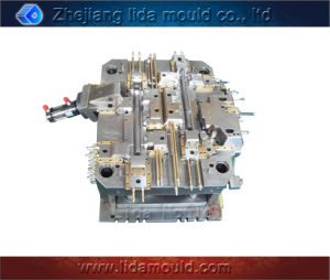 Plastic Injection Mould with Hot Runner (E10D)