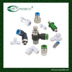 Push in Fitting Coupler Pneumatic Connector pictures & photos