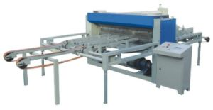 High Precision CNC Veneer Cutting Machine pictures & photos