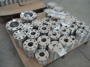 Duplex Stainles Steel Flange A182 F51 Wn RF Flange, F51 Welding Neck Flange pictures & photos