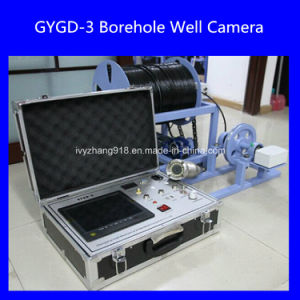 Pan/Tilt Well Logging Camera, Borehole Inspection Camera and Deep Well Camera for Sale pictures & photos