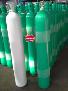 Hot Sale 40L Steel Oxygen Gas Cylinders (W. P. =15Mpa, 6m3) From China Factory pictures & photos