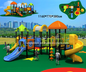 Outdoor Playground Equipment FF-PP201 pictures & photos