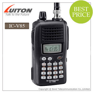 VHF UHF Ham Radio Lt-V85 Two Way Transceiver pictures & photos