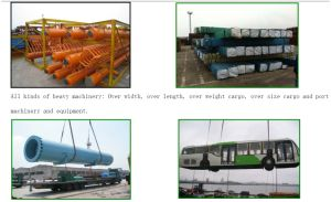 Safe and Fast Oversize Cargo Shipping From Ningbo to United Kingdom pictures & photos