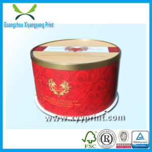 Factory Custom Made Cheap Recyclable Cylinder Packaging Box Wholesale pictures & photos