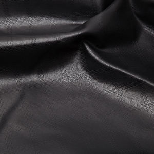 Nicely Designed Synthetic Leather for Men′s Jacket (WDHF1312204) pictures & photos