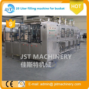Automatic 5 Gallon Water Filling Production Machinery pictures & photos