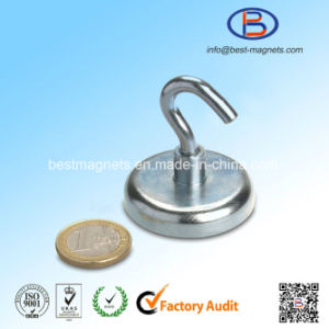 NdFeB Strong Magnet Magnetic Pot with Outer Screw pictures & photos