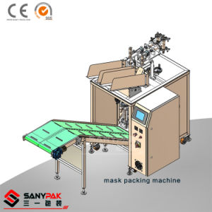 Automatic Liquid Filling Double Heads Mask Packing Machine pictures & photos
