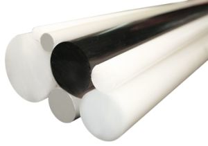 100% Virgin PTFE Rods with White, Black Color pictures & photos