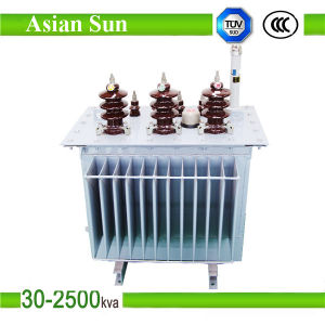 4mva Oil Immersed Power Distribution Transformer pictures & photos