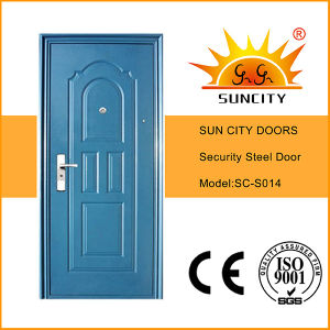 Godrej Steel Almirah Designs with Price Brand Steel Door (SC-S014) pictures & photos