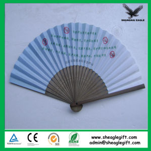 High Quality Bamboo Paper Prmotional Japan Fan pictures & photos