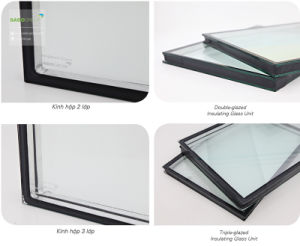 Curtain Wall Low-E Insulated Glass / Tempered Insulated Glass pictures & photos