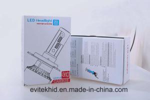 High Power LED Headlight 6000k A3 H7 LED Headlight 45W Canbus LED Headlamp 6000lm LED Light pictures & photos