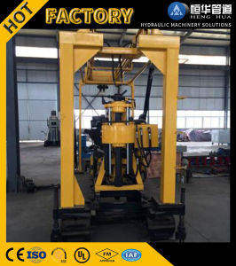 Good Quality Four Wheel Drilling Rig Machine pictures & photos