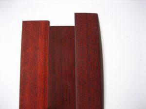 Wood Color PVC Edge Banding/Cheaper PVC Edge Banding/Good Quality PVC Edge Banding pictures & photos