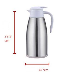 304 Double Wall Stainless Steel Vacuum Tea Pot, Kettle pictures & photos