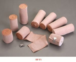 High Quality Skin Color High Elastic Bandage with CE &ISO pictures & photos