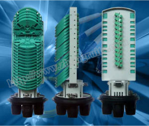 6in 6out High Count 720 Dome Fiber Optic Splice Closure