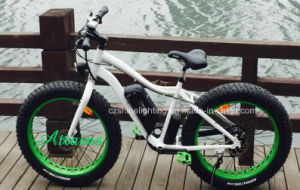 "Hot Sale 500W 48V 26"" Fat Tire Electric Bicycle, Fat Tire Ebike, Fat Tire Electric Bike pictures & photos"