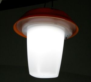 Solar LED Camping Lantern Lamp Light for Rural Markets pictures & photos