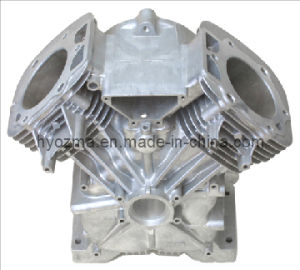 Precision Investment Casting for Cylinder Head