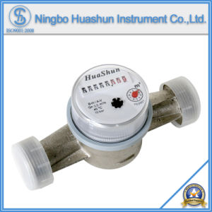 Single Jet Water Meter/Brass Body Water Meter/Dry Type Water Meter pictures & photos