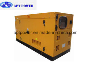 9kVA Perkins Power Diesel Generator with Soundproof Canopy pictures & photos