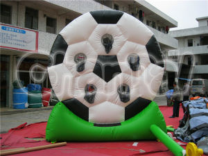 Football Shooting Game Inflatable Sports Toy (CHSP228) pictures & photos