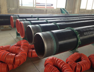 CARBON STEEL WELDED PIPE pictures & photos