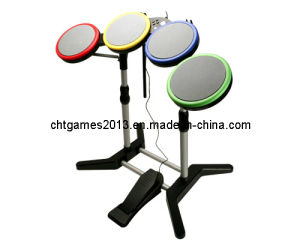 3 in 1 (for PS2, PS3 and Wii) Desktop Drum /Game Accessory (SP3519)