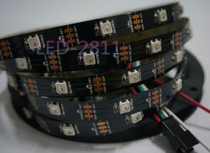 12V 30 LEDs TM1829 Digital LED Strip pictures & photos