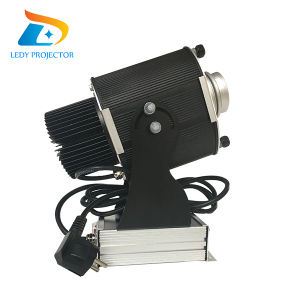20W LED Logo Gobo Outdoor Rotating Projector Lights for advertising pictures & photos