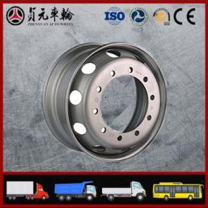 Truck Steel Wheel Rim Zhenyuan Auto Wheel (24.5*8.25)