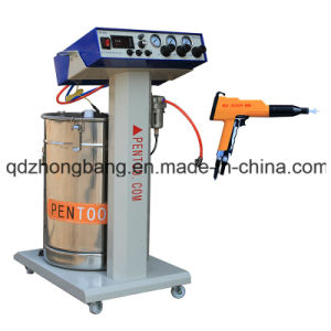 2016 High Quality Powder Spray Gun for Eletrostatic Powder Coating pictures & photos
